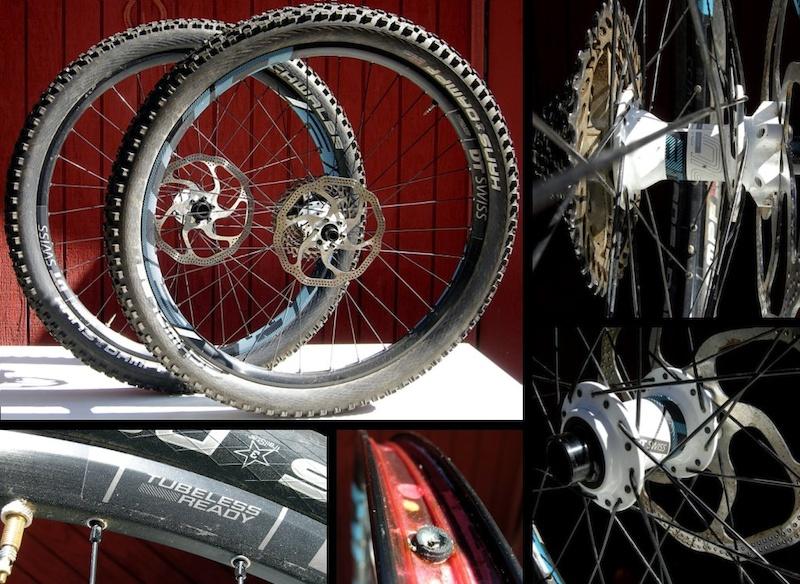 DT Swiss AM wheels