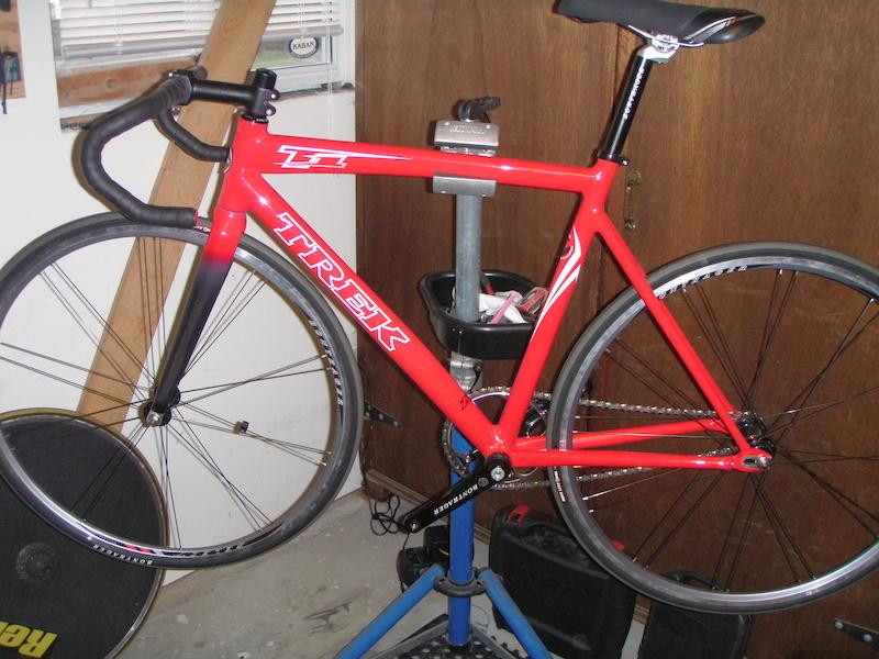 Trek T1 Track Bike (52 cm) For Sale