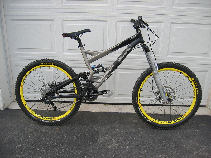 DH Bike.