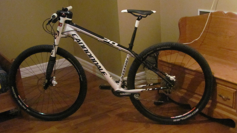 2012 Cannondale Flash 29er Carbon 2.