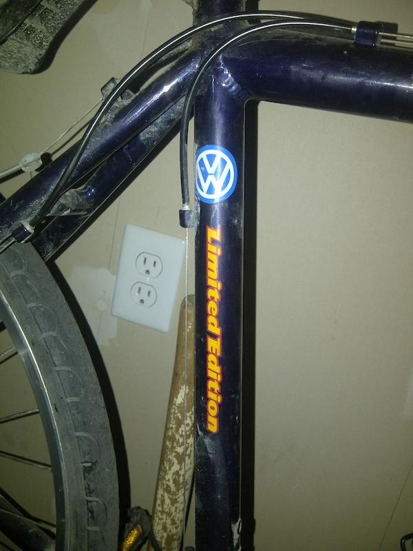 Trek jetta limited edition bike