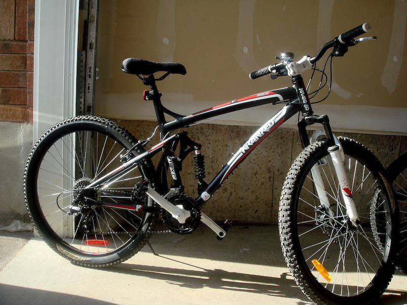 How To Read Tire Size >> 2011 Kranked JS 17'' 24 Speed All Mounatin Bike For Sale