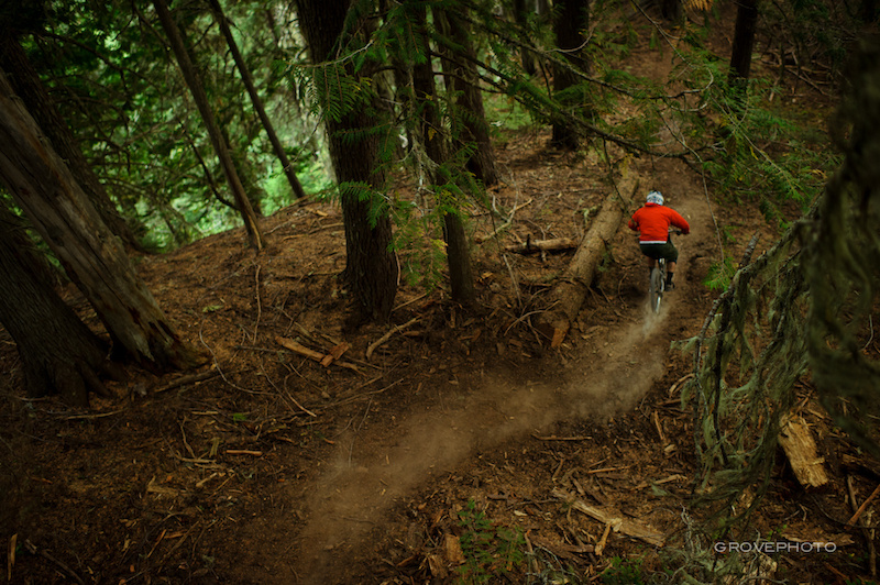 A few days spent biking around Retallack Lodge in British Columbia with Kevin Landry and Bridget Grove