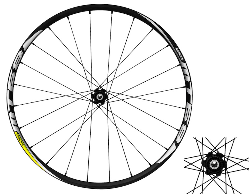 WH-MT68 wheels Available July 2012The new 26 specific WH-MT68 wheel set is a tough trail-specific wheel set with a 21C rim profile designed for aggressive riding. The new tubeless-compatible rim structure is UST and standard tire compatible. The WH-MT68 is 15mm E-thru front only and available in 135mm QR or 142x12mm E-thru rear options