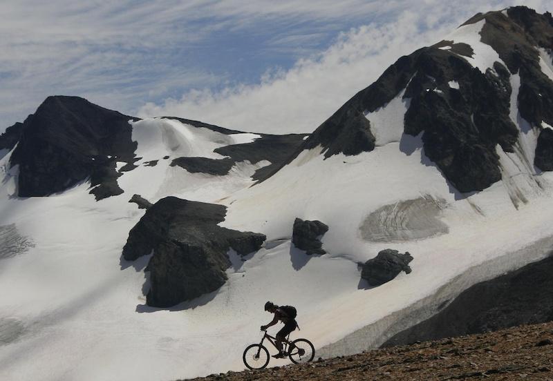 Tyax ventures get you into the alpine.