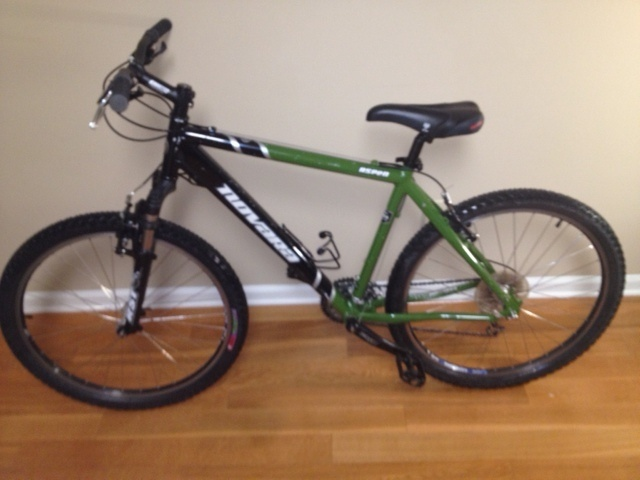 Novara Aspen Hardtail Mtb 48 Cm For Sale