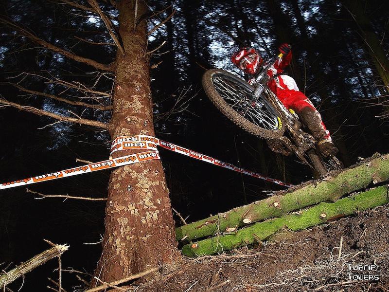 EKHint downhill 10th March 2012