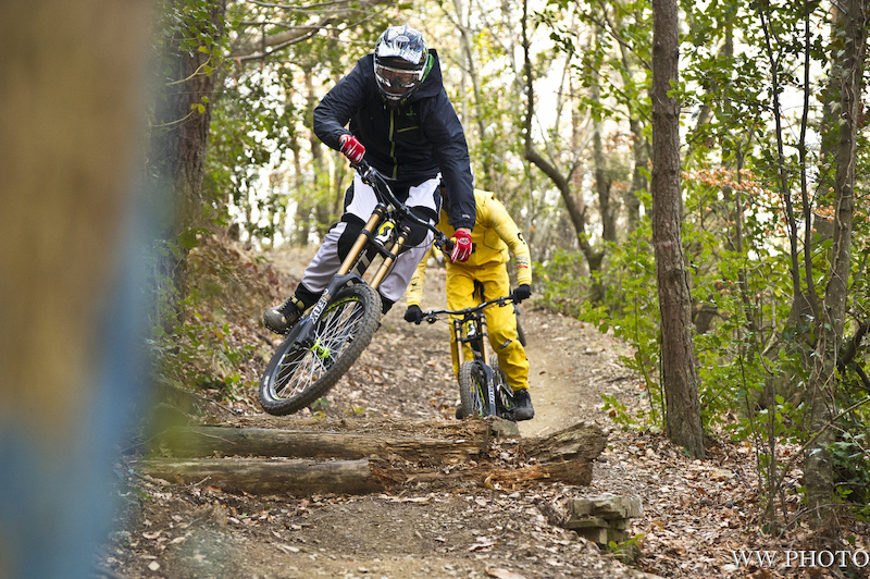 Scott Gambler DH bike prototype
