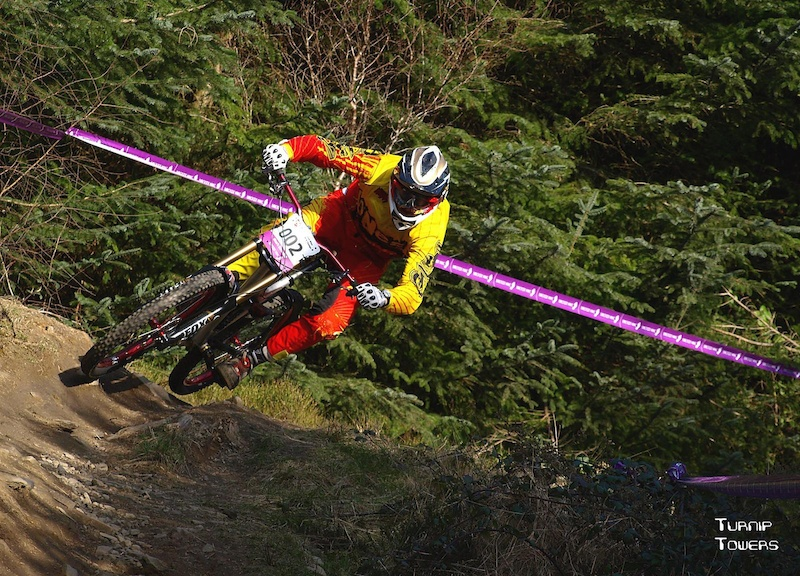 BUCS Downhill 2012