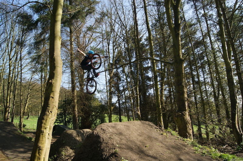 tuck no hander, photo taken by tom
