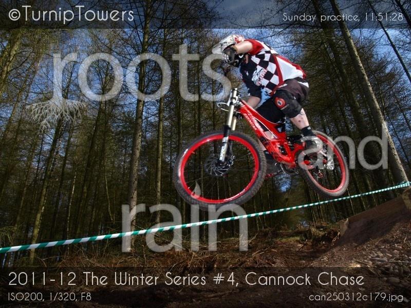 Bottom jump b4 finish