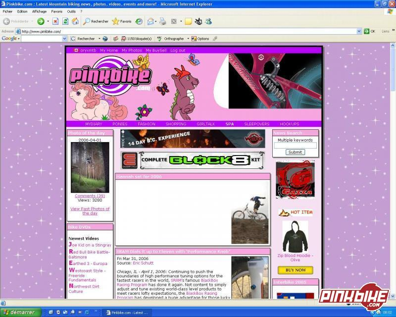 My Little Pony Riding High in 2006