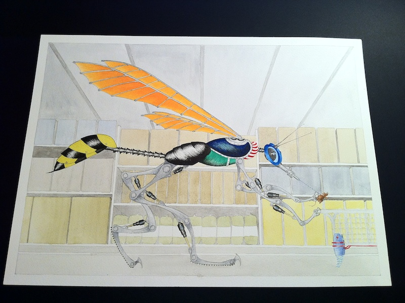 My final piece for my A level AS art project. Fox RP23 shox on the legs
