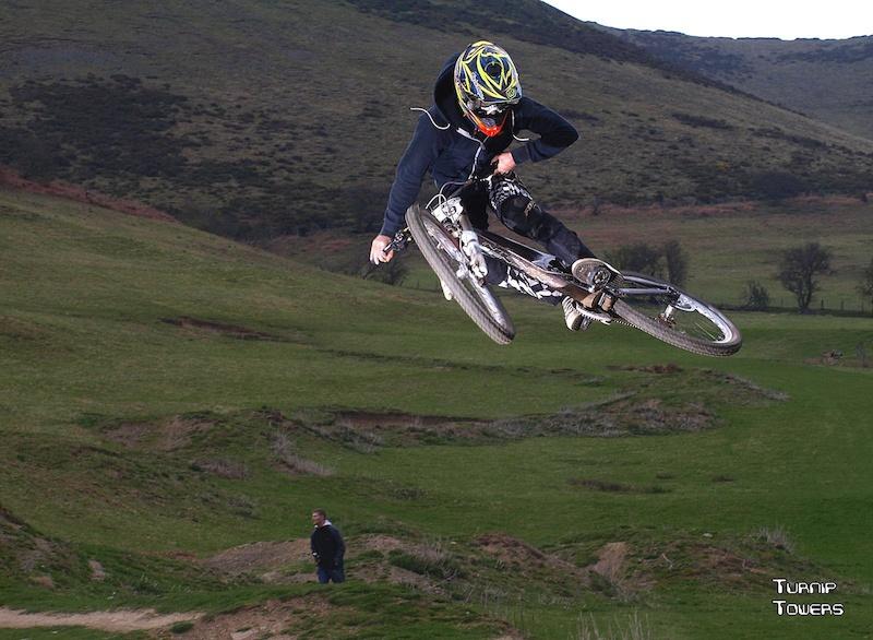Fetish Bikes Downhill