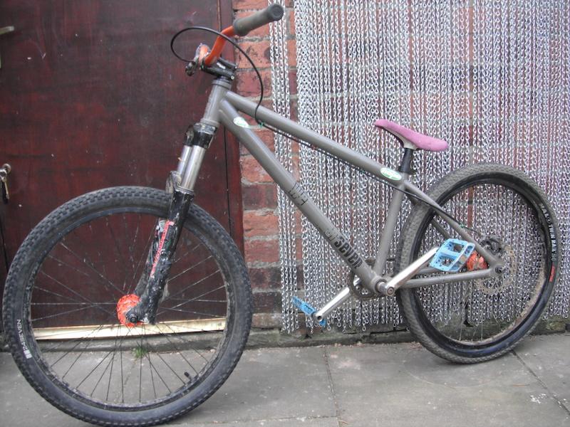 my bike for sale, inbox me.