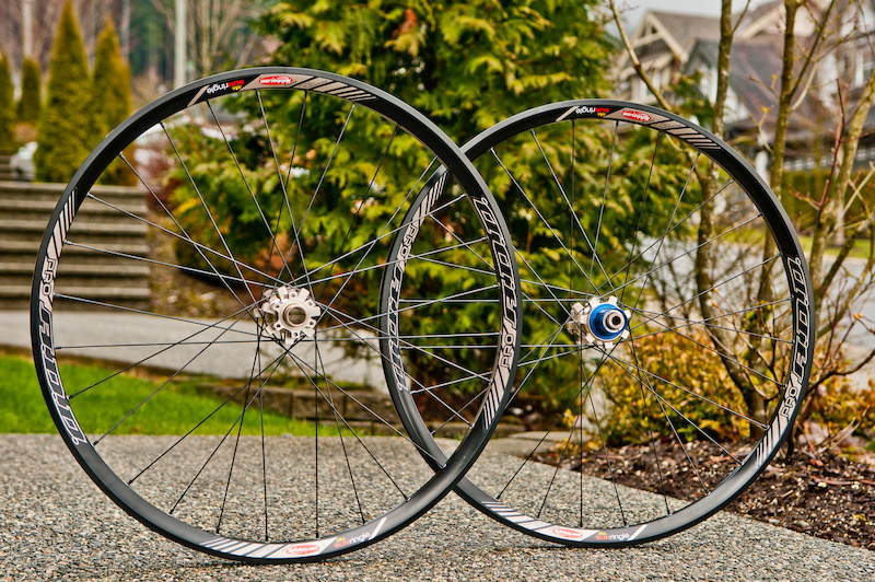 ADD Pro Wheelset www.sun-ringle.com www.davemackie.ca