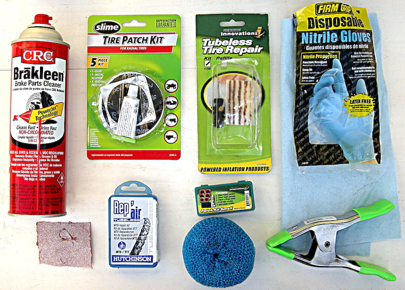 Tech Tuesday - Three Ways to Save A Leaky Tubeless Tire
