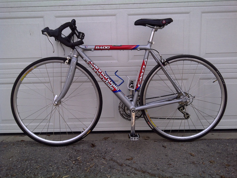 Cannondale Bikes For Sale >> Cannondale CAAD4 50 cm Road Bike For Sale