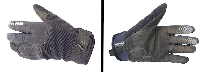 Dakine Whiteknuckle glove
