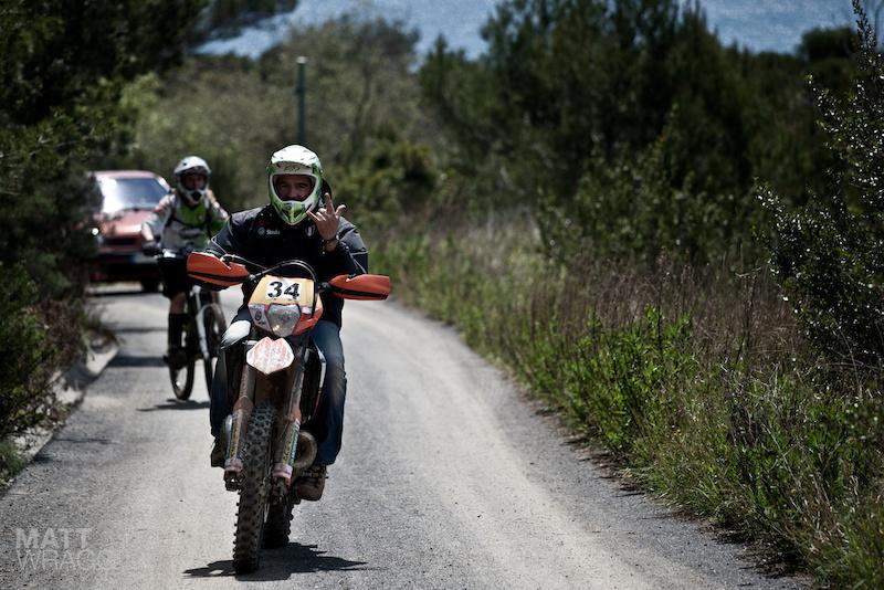 FRRDs Claudio. Superenduro PRO1 2012 Golfo Diano Marino.