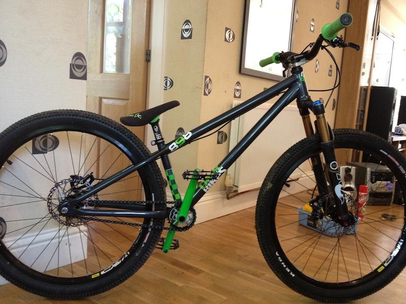 is the dmr 898 a good bike for dirt jump street park pinkbike
