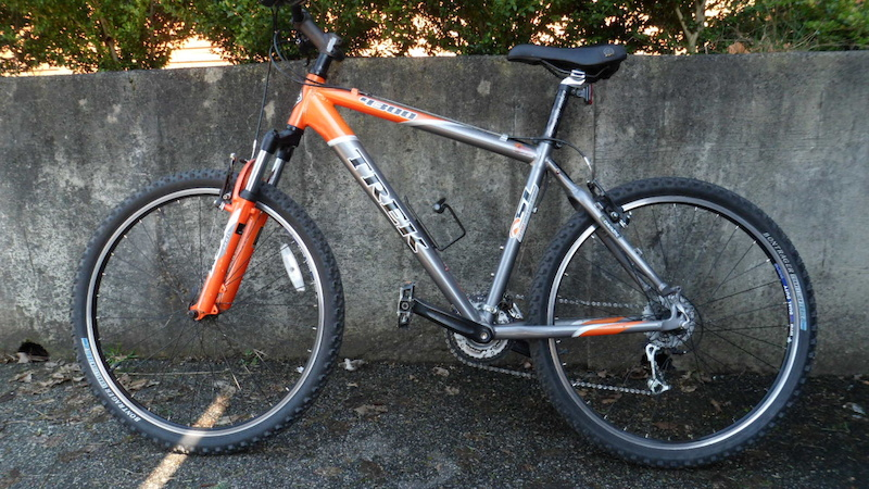 2007 Trek 4300 Mountain Bike For Sale