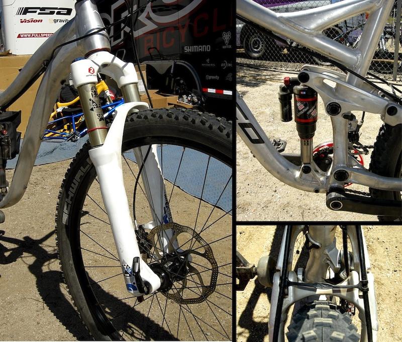 Range 650 details
