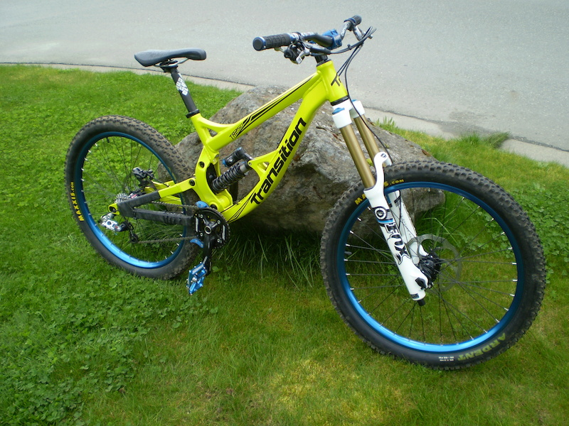Transition TR250 Owners Thread - Page 64 - Pinkbike Forum