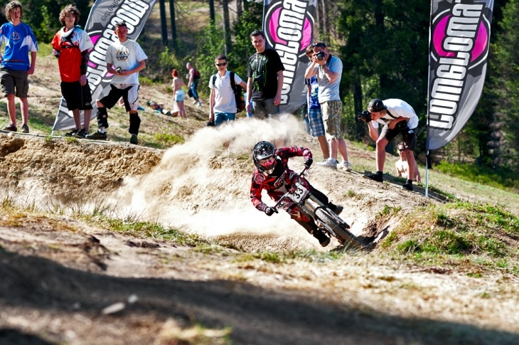 Polish DH Cup #1   Thx for support www.mtb33.pl