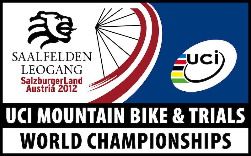 Logo UCI Mountain Bike amp Trials World Championships
