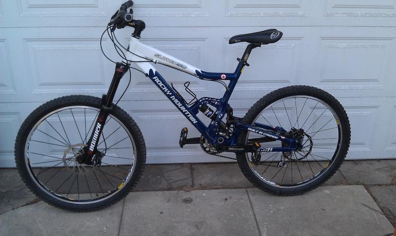Bike Tune Up >> 2006 Rocky Mountain Slayer 50 For Sale