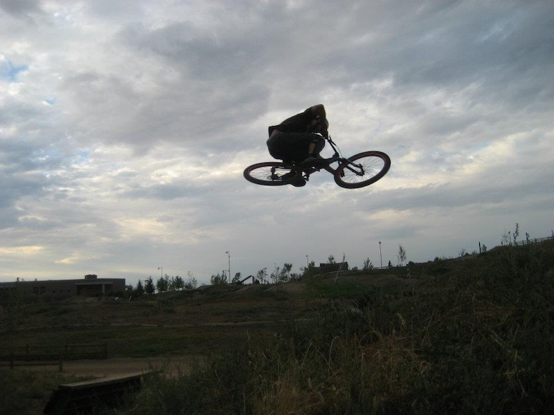 nice cloudy day at valmont. aug 2011