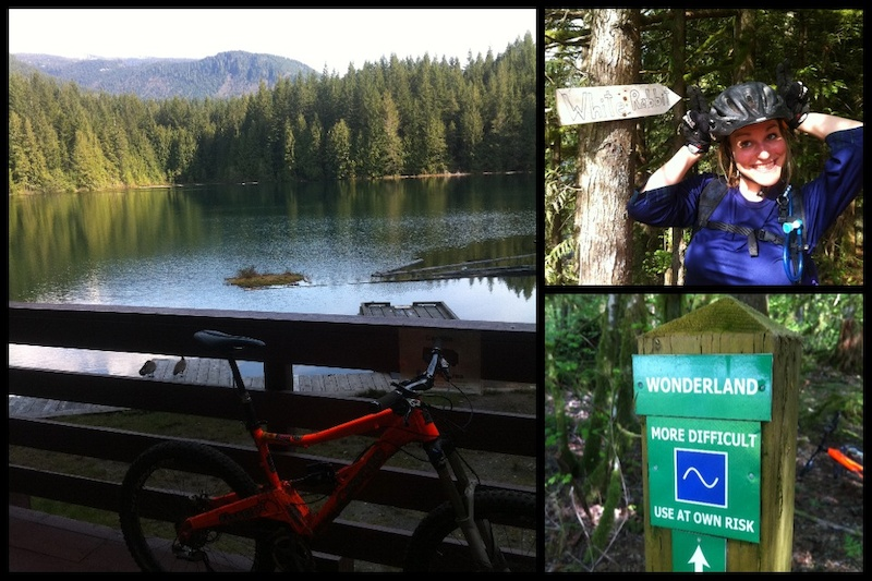Squamish ride