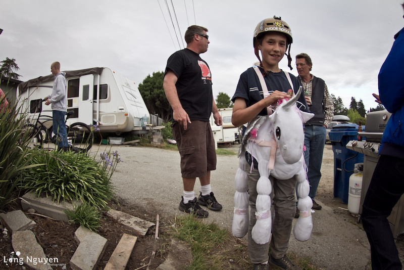 Ginger Vision Episode 1- Sea Otter Classic