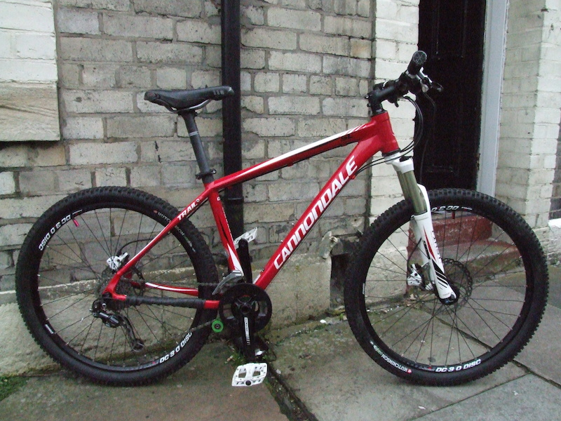 2010 Cannondale Trail Sl4 For Sale
