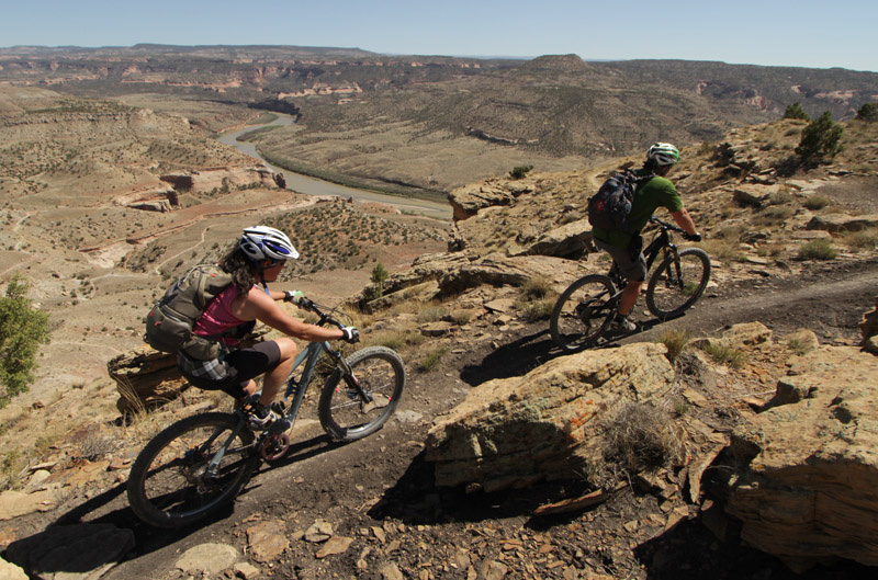 For a story on Pinkbike about riding in Fruita and Grand Junction CO in the Western Slope area of CO