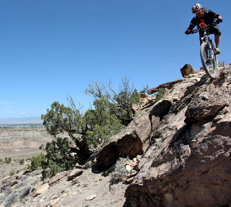 For a Pinkbike story about riding in Fruita and Grand Junction CO in the Western Slope region of CO