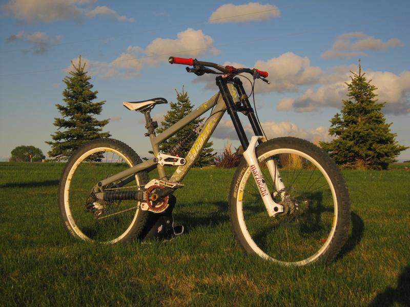 2011 2012 Scott Voltage FR 10 FOR SALE