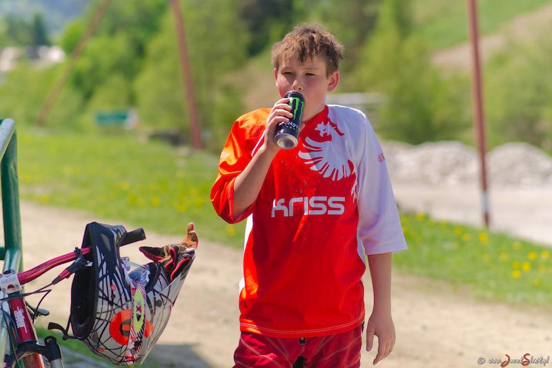 A little bit of energy drink Monster More photos on www.JacekSlonik.pl