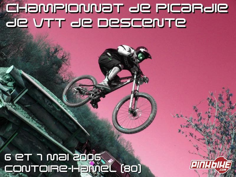 6 et 7 mai 2006 DH de Contoire-Hamel Championnat de Picardie de VTT de Descente http://forum.velovert.com/index.php?showtopic=61985&st=240 http://perso.wanadoo.fr/mairie.contoire-hamel/