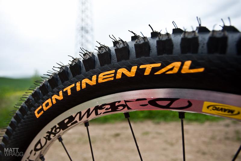 Continental Rammstein Tire