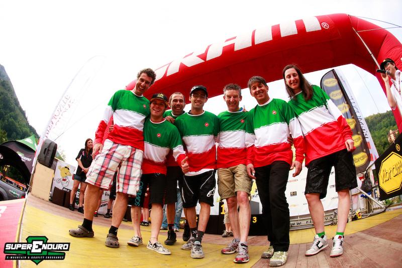 Italian Superenduro Championship 2011