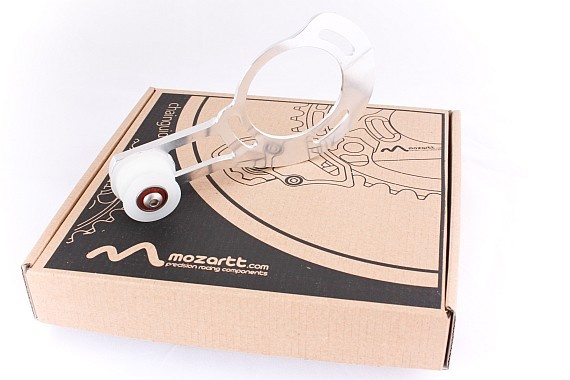 Mozartt forte suitable for double ring set ups. 36 38t 55