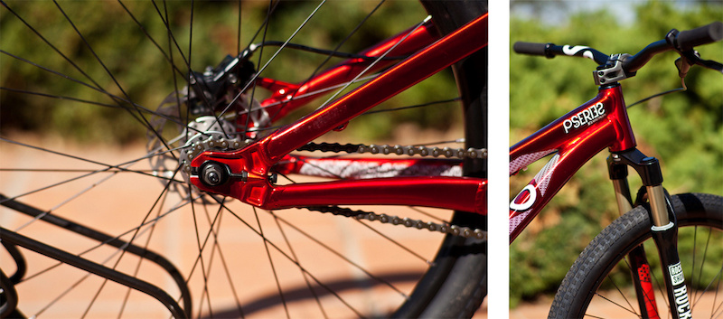 2013 Specialized P Series Bikes - First Look - Pinkbike
