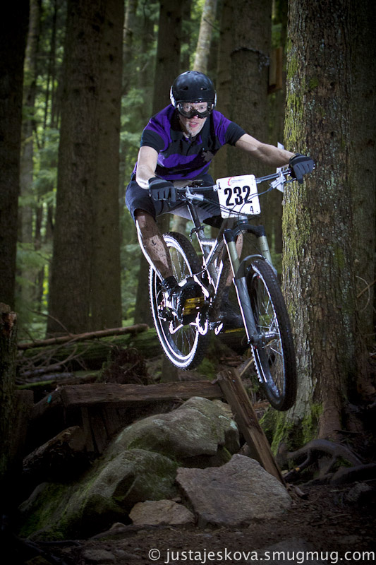 Photo copyright Justa Jeskova - SuperD race on Mount Seymour - northshoreripper.com trilogy super-d. Held over over the weekend of June 8 - 10th along with the free MEC Bikefest at Interriver Bike