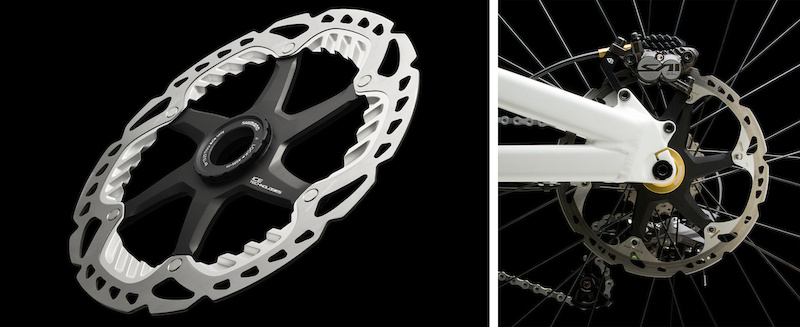 Saint s new ICE Tech ultimate clad rotor