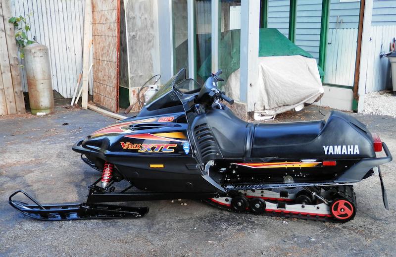 Yamaha Srv For Sale