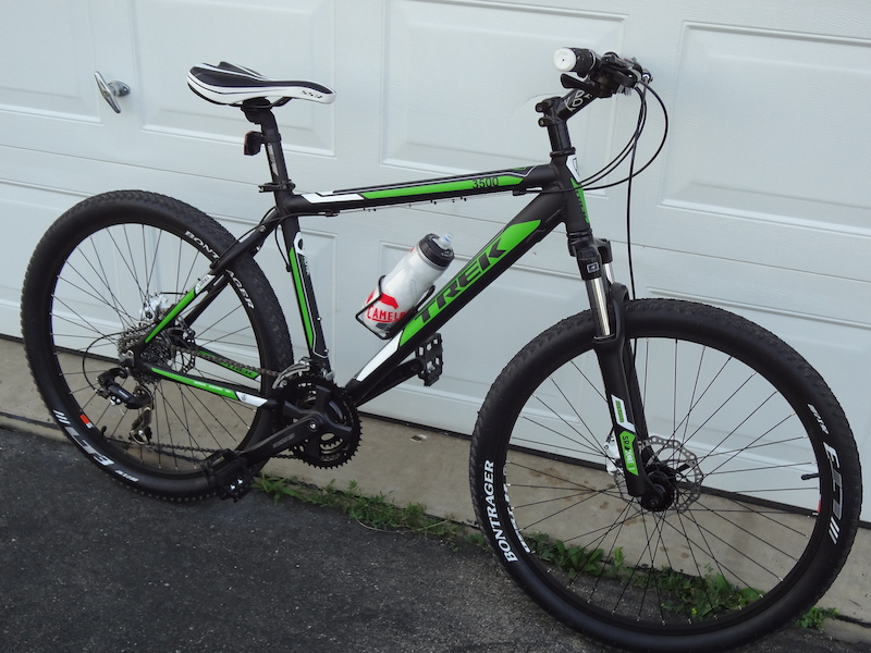 2012 Trek 3500 3 Series Disc18 Frame For Sale