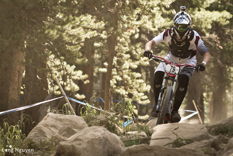 Ginger Vision heads to Crested Butte Copyright Long Nguyen Photography