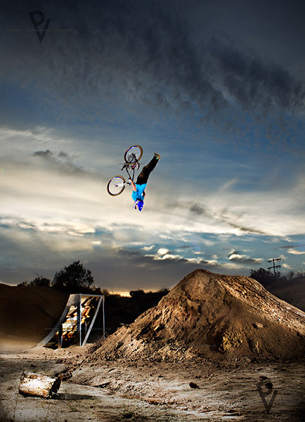 Super Flip Photo - PatrickVaughanPhoto.com